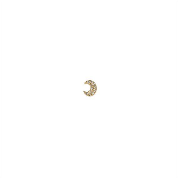 Feidt Paris - Boucle d'oreille - Les éternels - Lune
