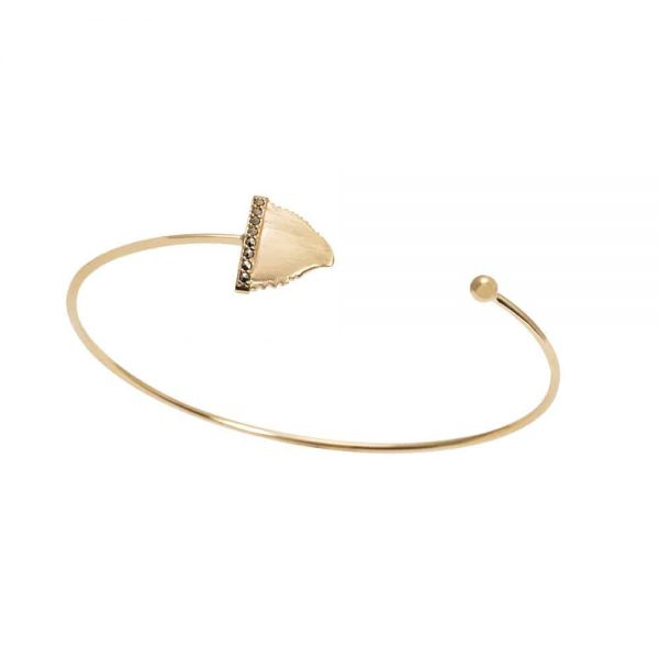Feidt Paris - Bangle - Indian vibes - Dent de requin