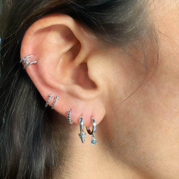 Feidt Paris - Ear-Cuff – Antik