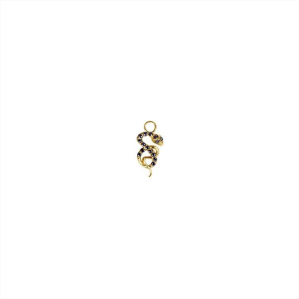 Feidt Paris - Charm serpent - Porte bonheur